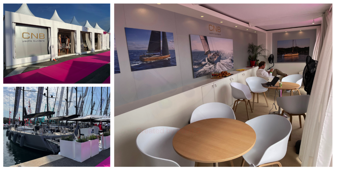 CNB Yachting Festival Them's Concept